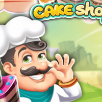 Cake Shop Bakery Chef Story Game