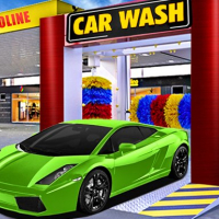 Car Wash & Gas Station Simulator