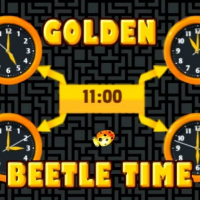 Golden Beetle Time