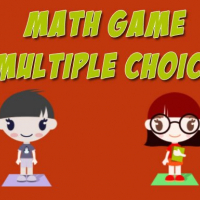 Math Game Multiple Choice