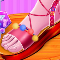 Princess Fashion Flatforms Design