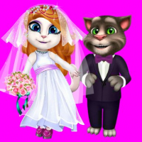 Talking Tom Angela Exotic Honeymoon