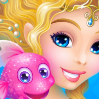 Mermaid Dress up for Girls